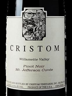 (375ml) Cristom Mt. Jefferson Cuvee Pinot Noir