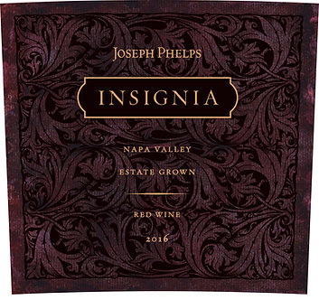 2016 Insignia Cabernet Blend by Joseph Phelps