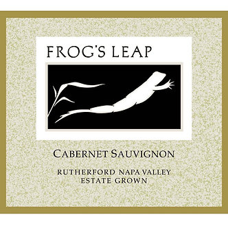 2016 Frog's Leap Rutherford (Napa Valley) Estate Cabernet Sauvignon