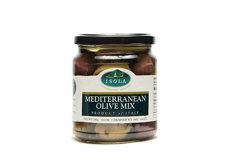 Isola Mediterranean Olive Mix