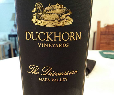 2016 Duckhorn The Discussion Napa Valley Red Blend