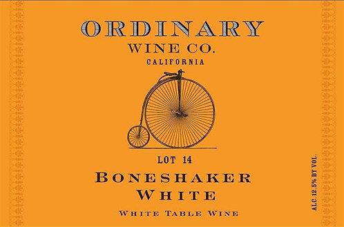 Boneshaker White Lot 16 By Ordinary Wine Co. California
