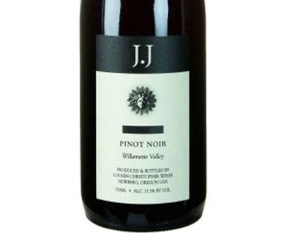 J J Pinot Noir Willamette Valley by J Vineyards