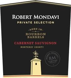 Robert Mondavi Aged in Bourbon Barrels (Private Selection)