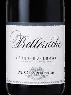 M. Chapoutier Cotes du Rhone Belleruche Rouge