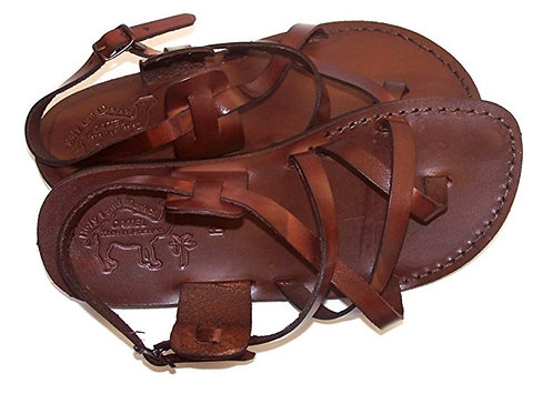 Unisex Genuine Leather Biblical Sandals