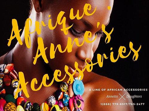 Afrique Anne's Accessories