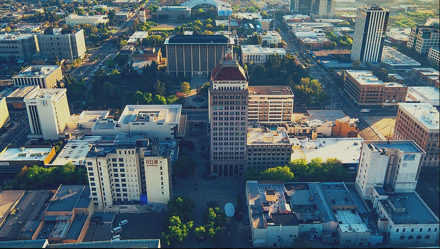 Fresno Downtown