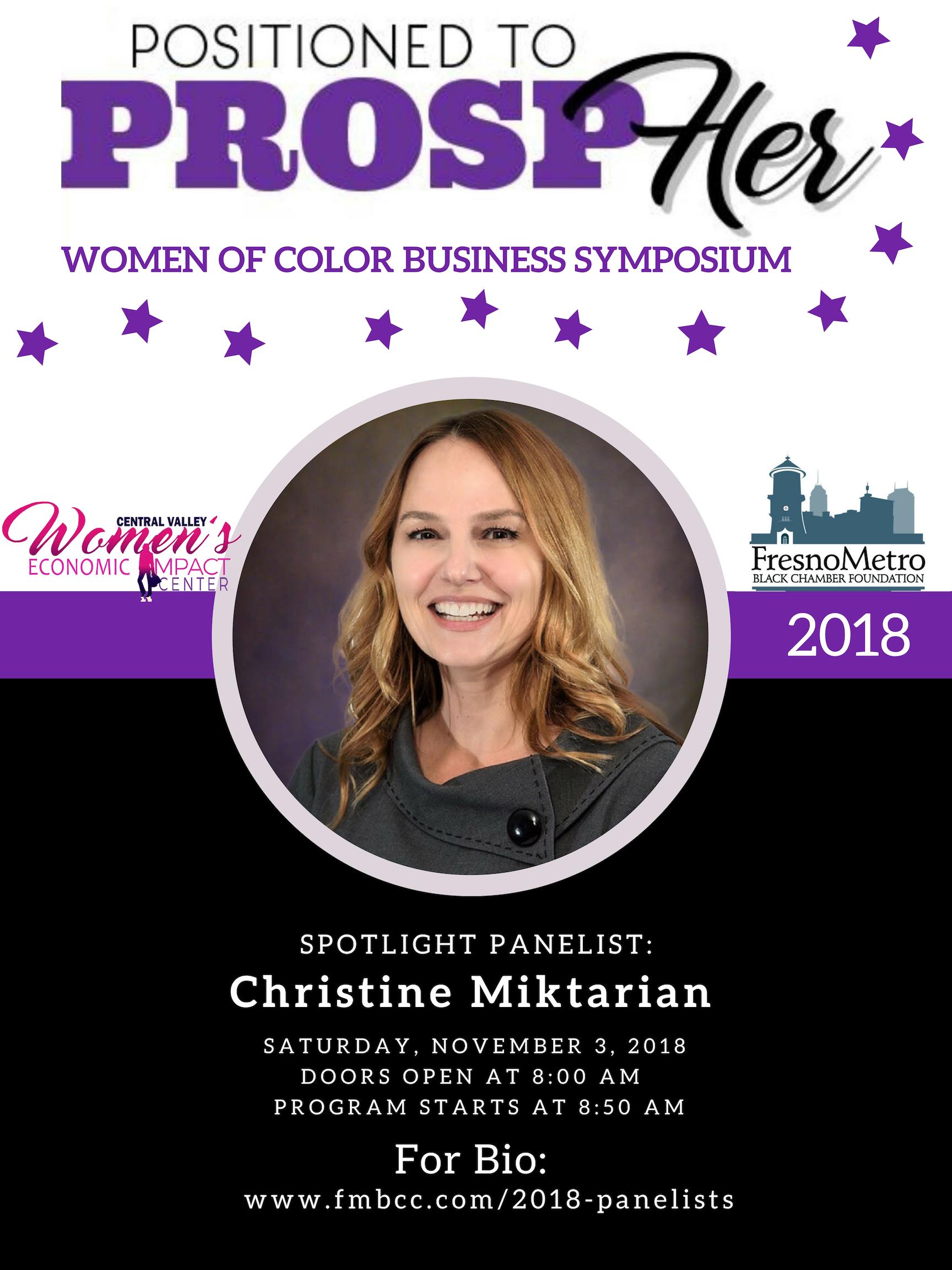 Christine Miktarian