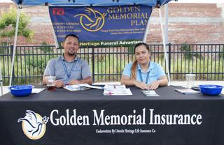Golden Memrial Insurance