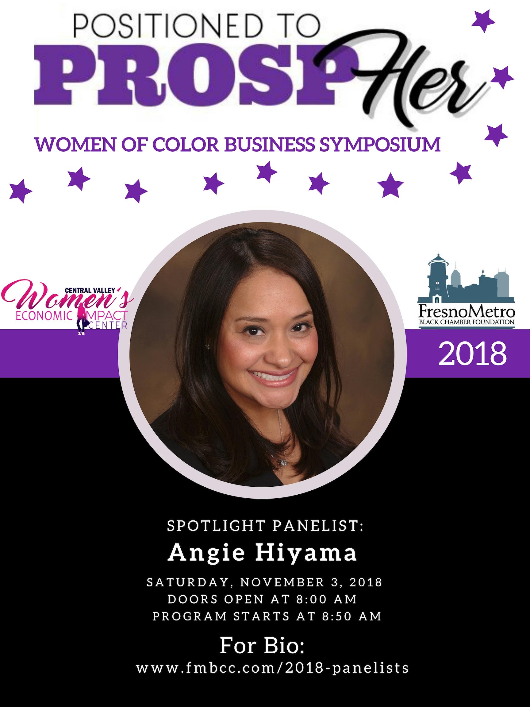 Angie Hiyama