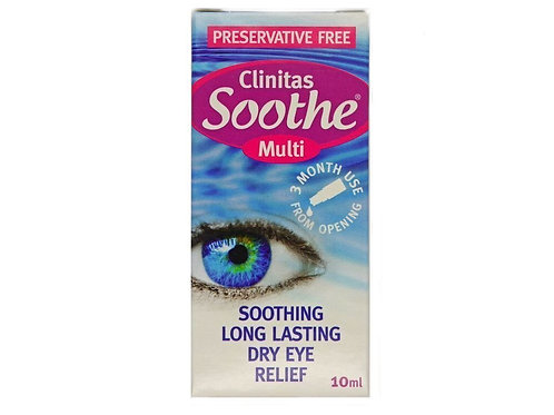 Clinitas Soothe 10ml