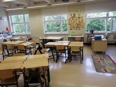 Aprendizajes desde las escuelas finlandesas durante la época de COVID-19 (Parte 1)