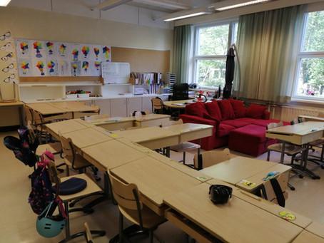Aprendizajes desde las escuelas finlandesas durante la época de COVID-19 (Parte 2)