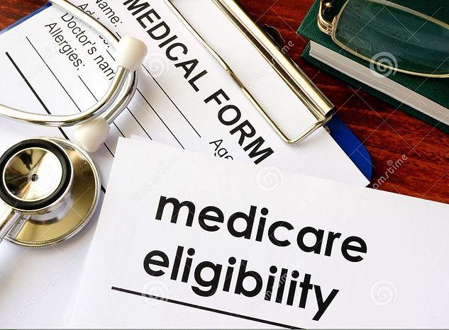 document-medicare-eligibility-title-92864484.jpg