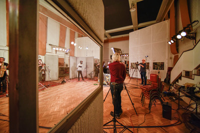 Makola @ Abbey Roads Studios