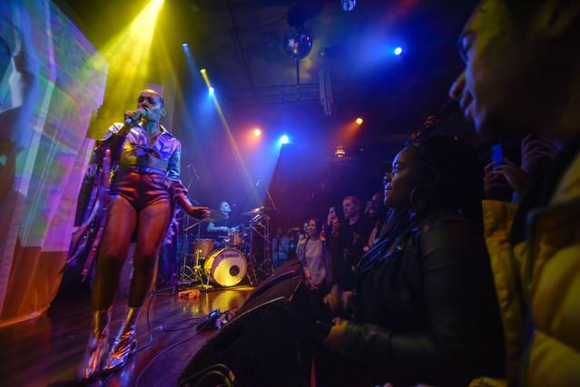 Dawn Richards @ The Jazz Cafe