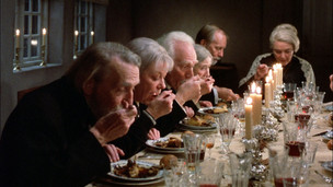 名画をいただく<br>『バベットの晩餐会』