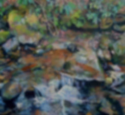 37x40  Sugarloaf Creek No.5.JPG