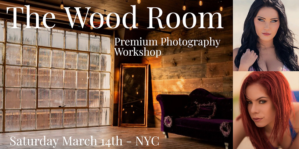 The Wood Room - March 14th