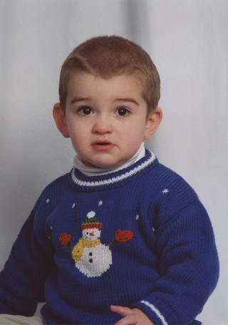 Eli 18 months