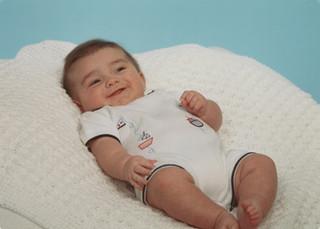 Eli 3 months