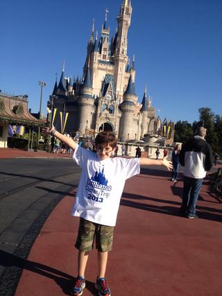 First trip to Disney