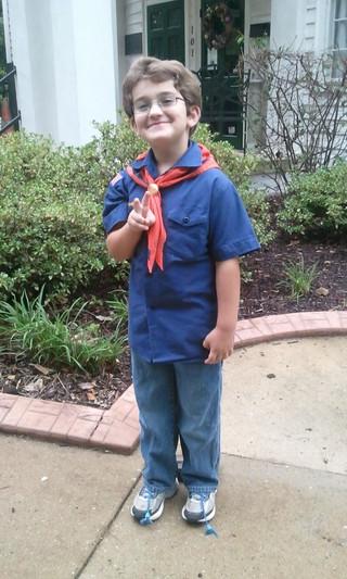 Eli Boy Scouts