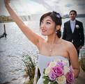 Lake Wedding Bride