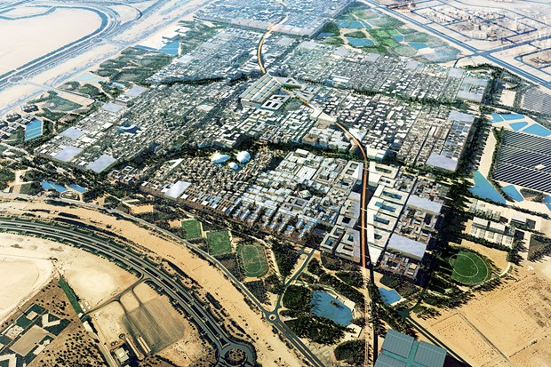 Wired Article - Masdar City