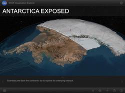 iPad App NASA Visualization Explorer