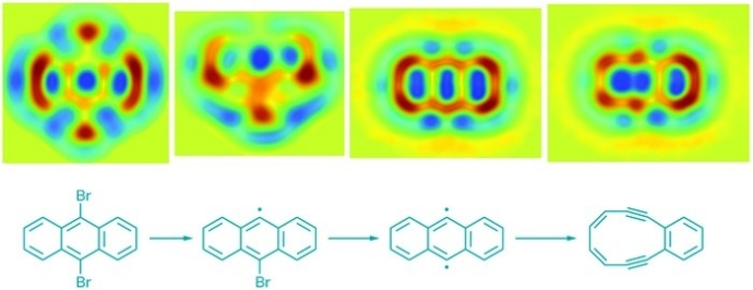 Chemists Nudge Molecule To React