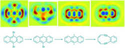 Chemists Nudge Molecule To React