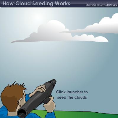 HowStuffWorks - Cloud Seeding