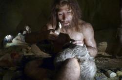 Love Child of Human, Neanderthal ...