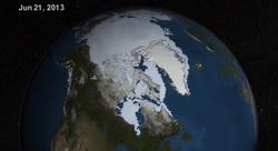 Arctic Sea Ice Update - NASA