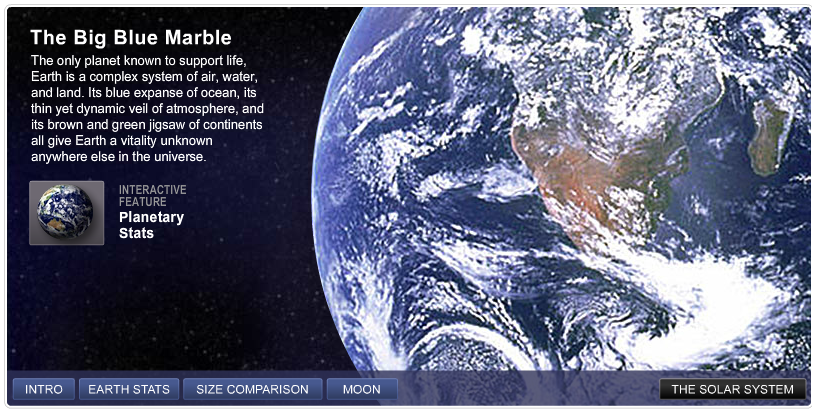 Planet Earth National Geographic