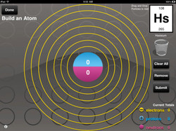 iPad App Atoms HD