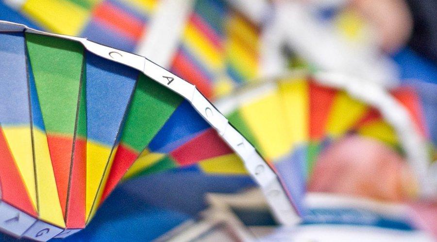 Origami DNA