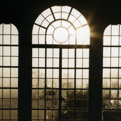 Self-Cooling Windows