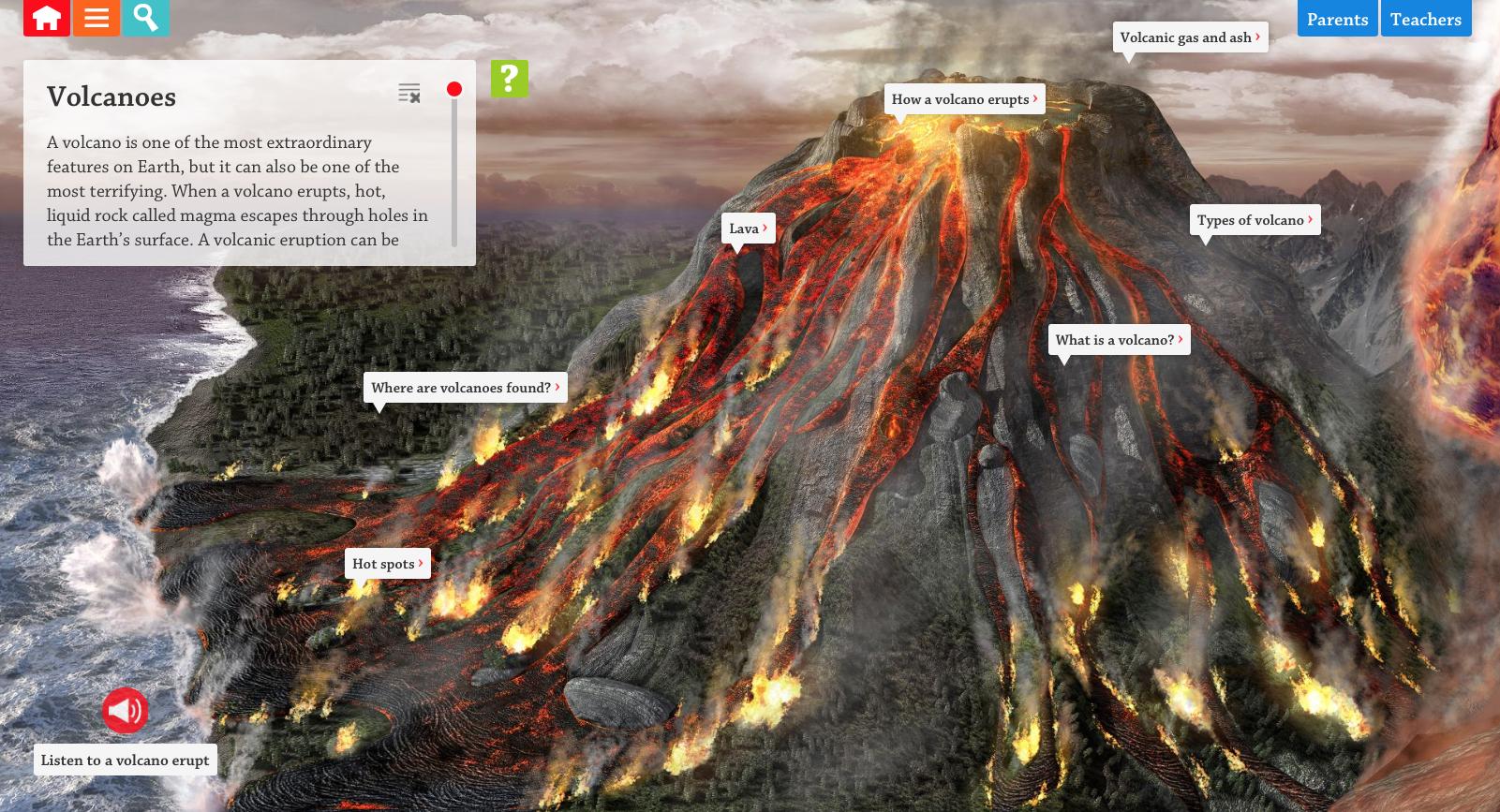 Volcano Interactive