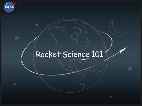 iPad App Rocket Science 101
