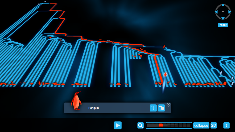 Tree of Life Interactive