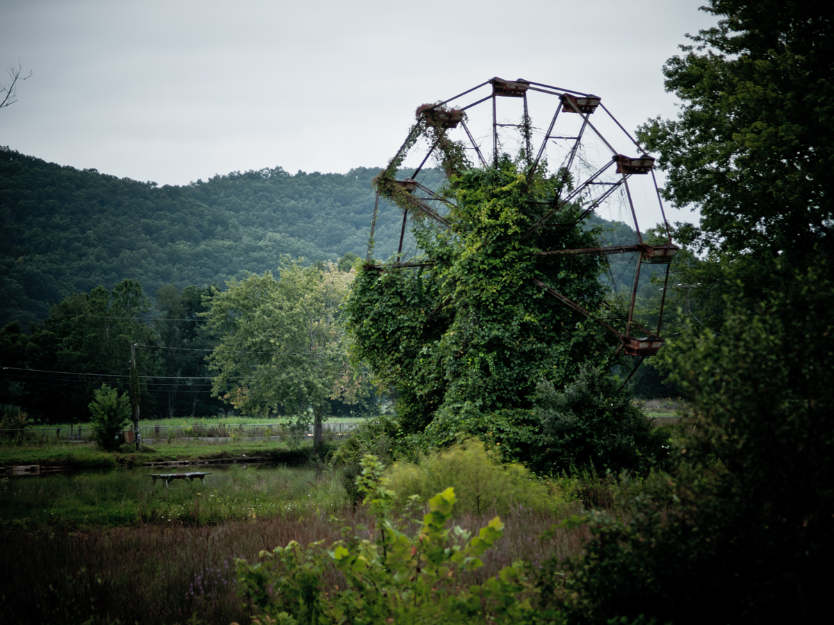 Forgotten Structures Overtaken ...