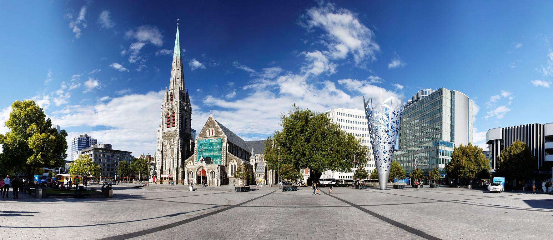New Zealand's worst earthquake ...