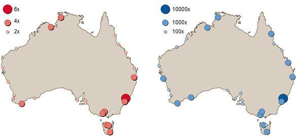 Sea Level - Australian Government