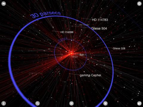 iPad App Exoplanet