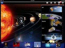iPad App NASA