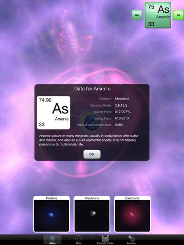 iPad App Nuclear