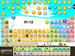 iPad App Oresome Elements